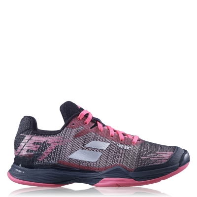 Adidasi de Tenis Babolat Jet Mach II zgura pentru Femei roz