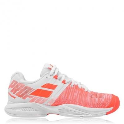 Adidasi de Tenis Babolat Propulse Blast toate suprafetele pentru Femei alb