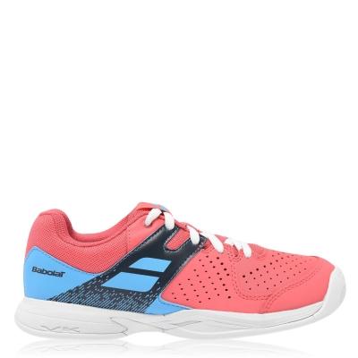 Adidasi de Tenis Babolat Pulsion toate suprafetele pentru copii roz