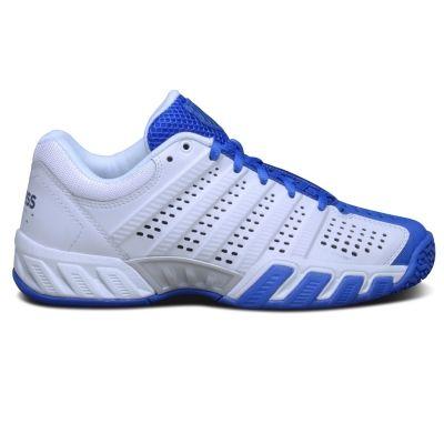 Adidasi de Tenis K Swiss Swiss Bigshot Lite pentru copii alb albastru