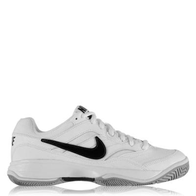 Adidasi de Tenis Nike Court Lite pentru Barbati alb negru