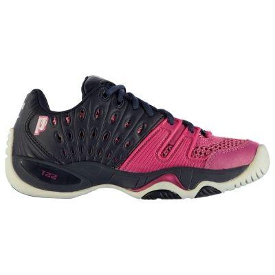 Adidasi de Tenis Prince T22 pentru Femei bleumarin punch