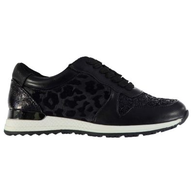 Adidasi Fabric Blitz Runner pentru Femei negru