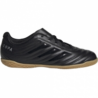 Adidasi fotbal Adidas Copa 194 IN negru EG3757 pentru copii