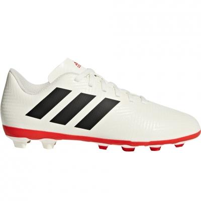 Adidasi fotbal Adidas Nemeziz 184 FxG CM8510 copii