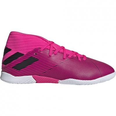 Adidasi fotbal Adidas Nemeziz 193 IN roz F99946 pentru copii