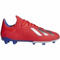 Adidasi fotbal Adidas X 183 FG rosu BB9367 barbati