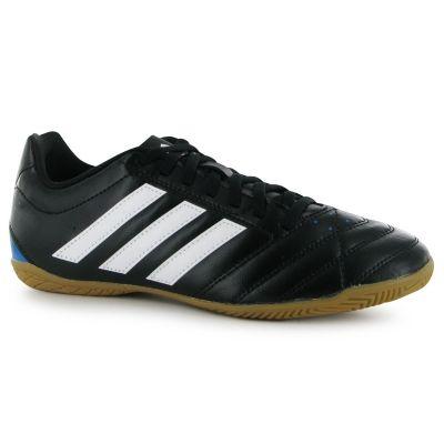 Adidasi fotbal de sala adidas Goletto pentru Barbati negru alb