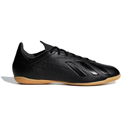 Adidasi fotbal de sala adidas X 18.4 Tango pentru Barbati negru