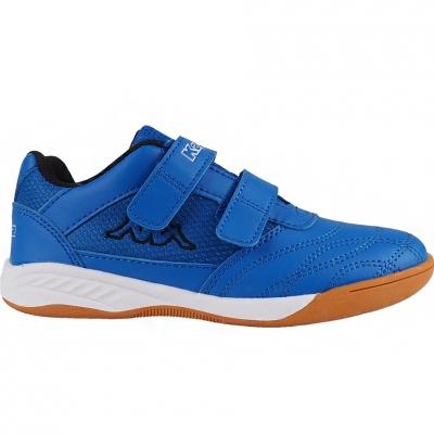 Adidasi fotbal de sala For Indoor Kappa Kickoff K albastru 260509K 6011 baiat pentru barbati