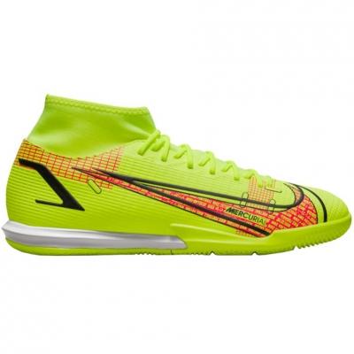 Adidasi fotbal de sala fotbal  Nike Mercurial Superfly 8 Academy IC CV0847 760