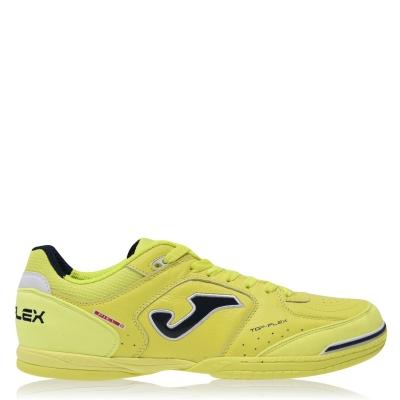 Adidasi fotbal de sala Joma Top Flex 803 galben negru