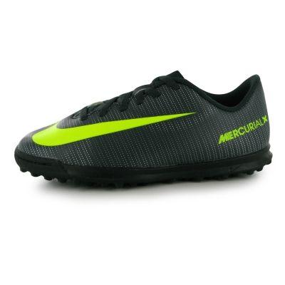 Adidasi fotbal de sala Nike Mercurial Vortex CR7 pentru copii