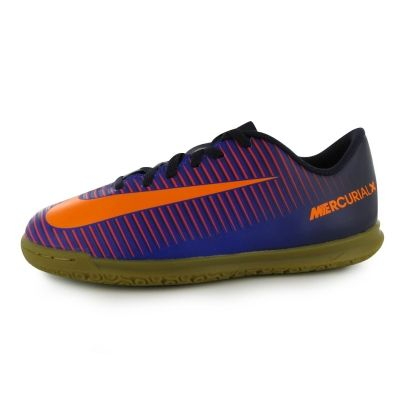 Adidasi fotbal de sala Nike Mercurial X Vortex 3 pentru copii