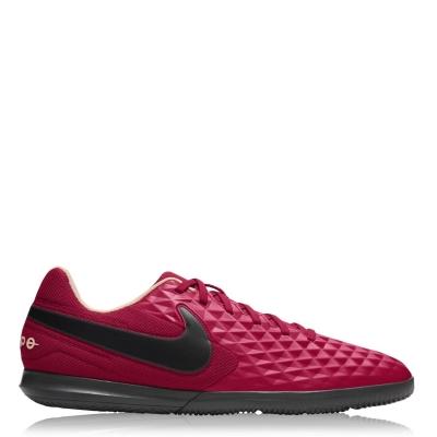 Adidasi fotbal de sala Nike Tiempo Legend Club rosu tint