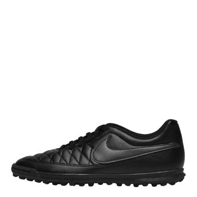 Adidasi Fotbal Nike Majestry gazon sintetic negru