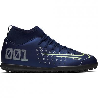 Adidasi fotbal Nike Mercurial Superfly 7 Club MDS gazon sintetic BQ5416 401 pentru copii