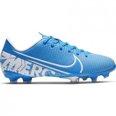 Adidasi fotbal Nike Mercurial Vapor 13 Academy FG MG AT8123 414 pentru copii