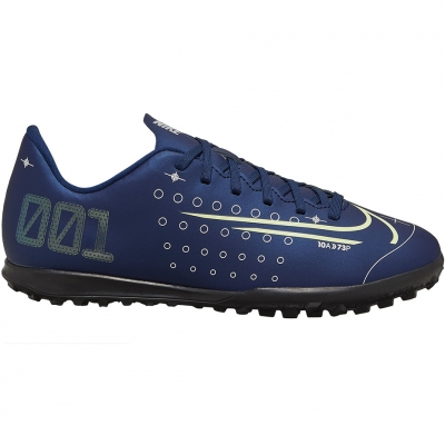 Adidasi fotbal Nike Mercurial Vapor 13 Club MDS gazon sintetic CJ1179 401 pentru copii
