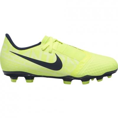 Adidasi fotbal Nike Phantom Venom Academy FG AO0362 717 pentru copii pentru femei