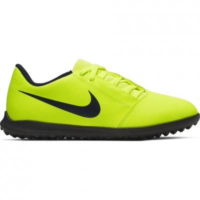 Adidasi fotbal Nike Phantom Venom Club gazon sintetic AO0400 717 pentru copii pentru femei