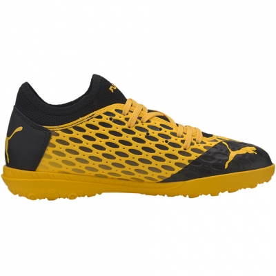 Adidasi fotbal Puma Future 54 TT galben 105813 03 copii