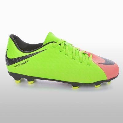 Ghete fotbal Nike Jr Hypervenom Phade III Fg Baietei