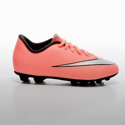 Ghete de fotbal Nike Jr Mercurial Vortex II Fgr Baietei
