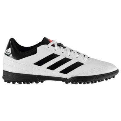 Adidasi Gazon Sintetic Adidasi Fotbal adidas Goletto VII alb solar rosu