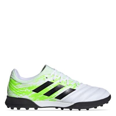 Adidasi Gazon Sintetic Adidasi Fotbal adidas Copa 20.3 alb negru verde