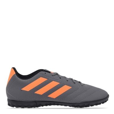 Adidasi Gazon Sintetic Adidasi Fotbal adidas Goletto VII gri portocaliu
