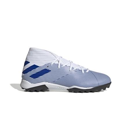 Adidasi Gazon Sintetic Adidasi Fotbal adidas Nemeziz 19.3 alb teamroyal