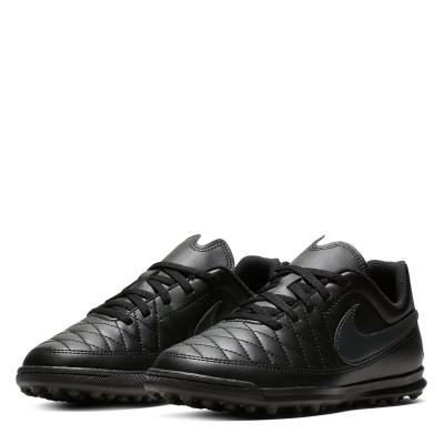 Adidasi Gazon Sintetic Adidasi Fotbal Nike Majestry Astro pentru copii negru