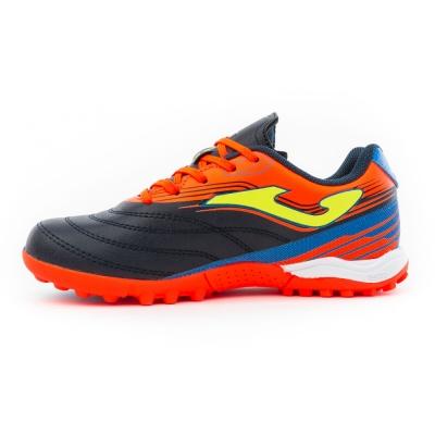 Adidasi Gazon Sintetic Joma Toledo 2003 bleumarin-portocaliu copii
