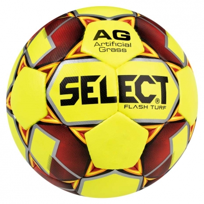 Adidasi Gazon Sintetic Minge fotbal Select Flash 4 2019 IMS galben-rosu-gri 14989