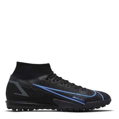 Adidasi Gazon Sintetic Nike Mercurial Superfly Academy DF negru univblue