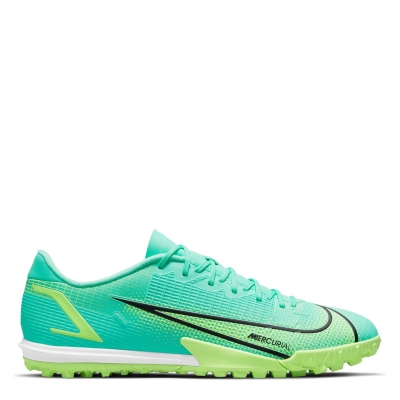 Adidasi Gazon Sintetic Nike Mercurial Vapor Academy turcoaz verde lime