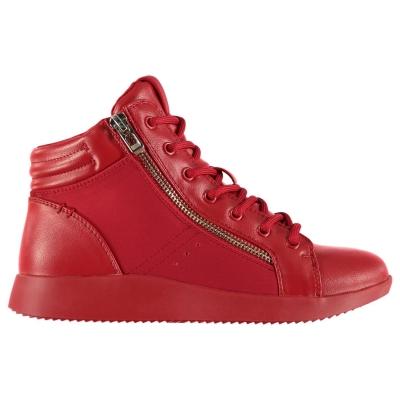 Adidasi inalti Aldo Salema pentru femei rosu
