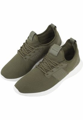Adidasi Light Runner Advanced oliv-alb Urban Classics