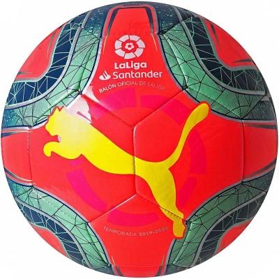Adidasi Minge fotbal Puma LaLiga 1 MS rosu-verde 083401 02