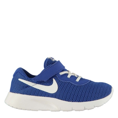 Adidasi Nike Tanjun baietei albastru roial alb