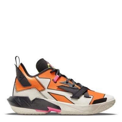 Adidasi pentru Baschet Air Jordan Why Not? Zer0.4 Family roz portocaliu