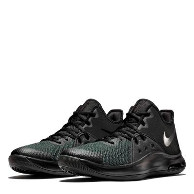 Adidasi pentru Baschet Nike Air Versitile III 's barbati negru gri