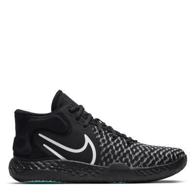 Adidasi pentru Baschet Nike KD Trey 5 VIII pentru Barbati negru alb
