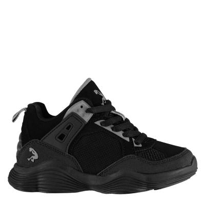 Adidasi pentru baschet SHAQ Diversion negru gri