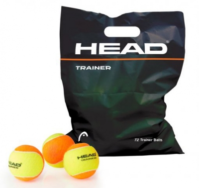 Mingi tenis teren HEAD antrenament / szt 578120