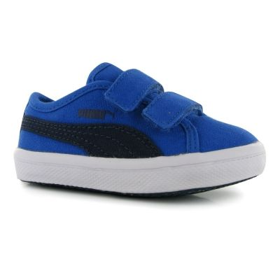 Adidasi Puma Elsu Canvas pentru Bebelusi