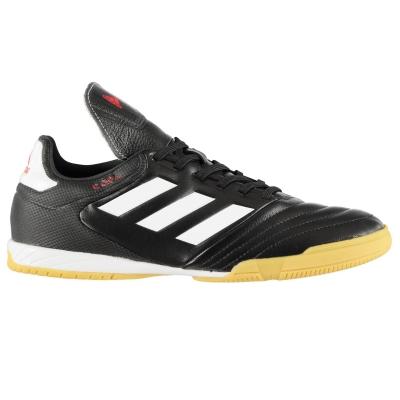 Adidasi sala adidas Copa 17.3 pentru Barbati negru alb