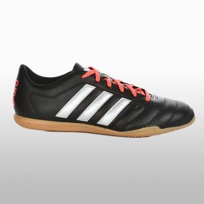 Adidasi piele fotbal sala adidas Gloro 16.2 In Barbati negru