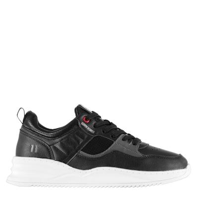 Adidasi sport 11 Degrees Melrose negru